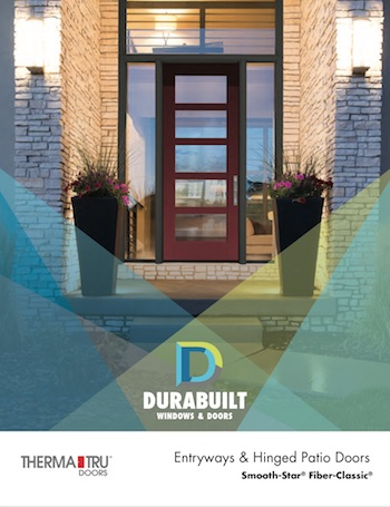 Durabuilt Entry & Hinged Patio